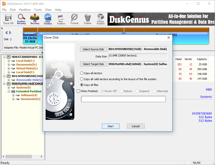 Disk to VHD – Convert Physical Disk to VHD | Eassos Blog
