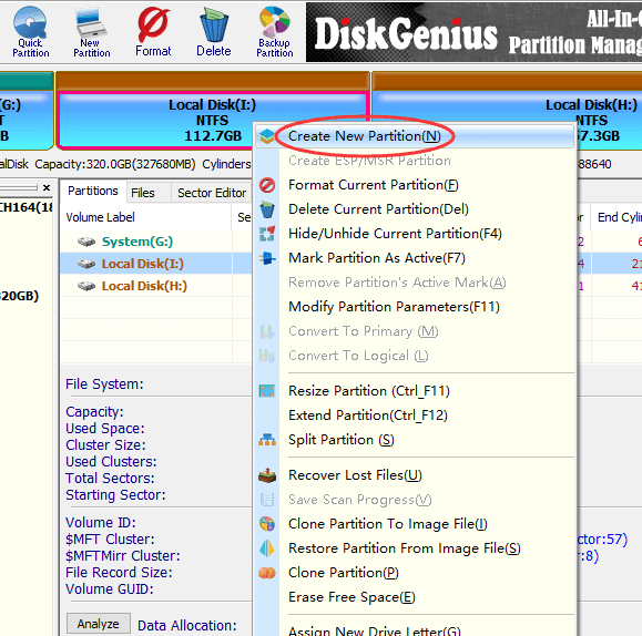 How to Make Partition in Windows 7 / 8 / 10?