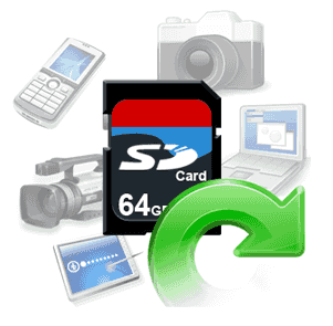 recover deleted files from memory card