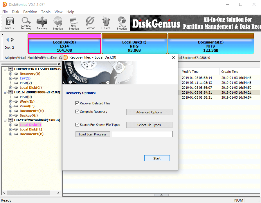 ext4 data recovery