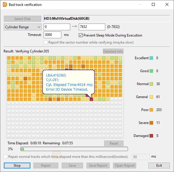 toshiba external hard drive repair