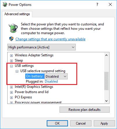 Fixed - Unknown USB device (Device Descriptor Request Failed