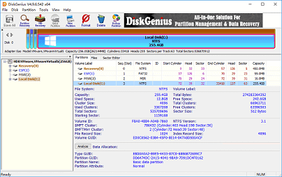 diskgenius download for pc